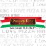 Pizza King 21 - Belépés