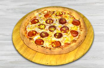 Pizza King 14 - Amerikana pizza - Pizza - Online rendelés
