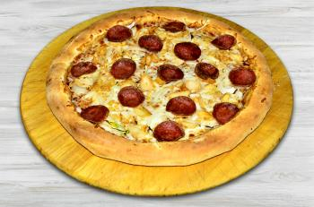 Pizza King 9 - BBQ-s pizza - Pizza - Online rendelés