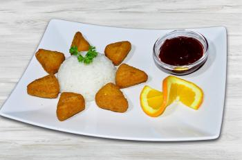 Pizza King 9 - Camembert Nuggets - Előételek - Online rendelés