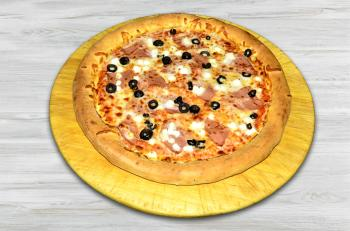 Pizza King 9 - Capricosa pizza - Pizza - Online rendelés