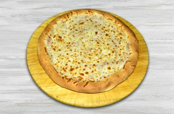 Pizza King 14 - Carbonara pizza - Pizza - Online rendelés