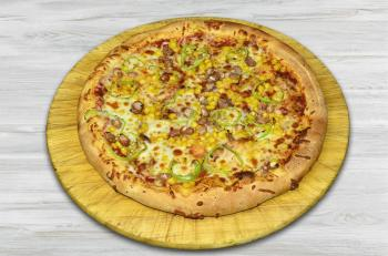 Pizza King 9 - Cowboy pizza - Prémium pizza - Online rendelés