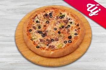 Pizza King 9 - Dallas pizza - Prémium pizza - Online rendelés