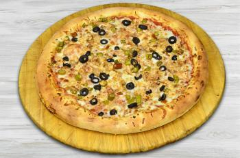 Pizza King 9 - King Pizza - Prémium pizza - Online rendelés