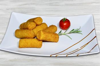 Pizza King 7 - Croquette - Garnishes - Online order