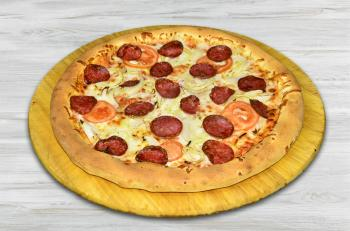 Pizza King 7 - Hungarian pizza - Pizzas - Online order