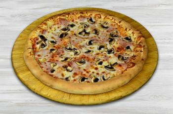 Pizza King 4 - Phillippo pizza - Pizzák - Online rendelés