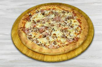 Pizza King 9 - Piedone pizza - Pizza - Online rendelés