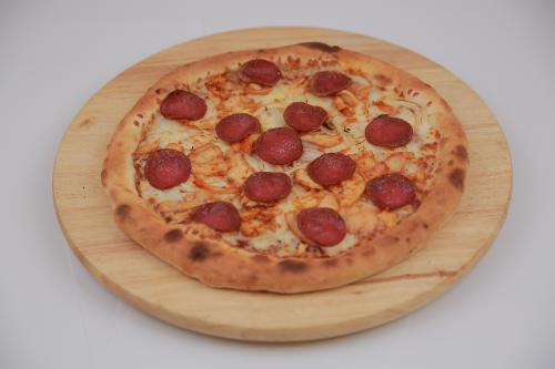 Pizza King 14 - BBQ-s pizza - Pizza - Online rendelés