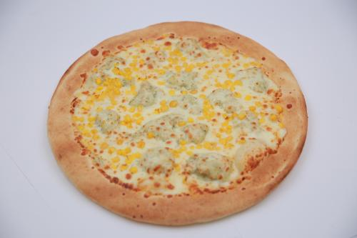 Pizza King 14 - White krém pizza - Pizza - Online rendelés