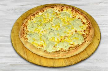 Pizza King 9 - White krém pizza - Pizza - Online rendelés