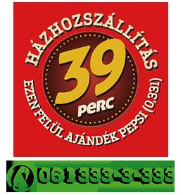 57f1d9fc32 Pizza King - Étlap - pizza, gyros, frissensült rendelés