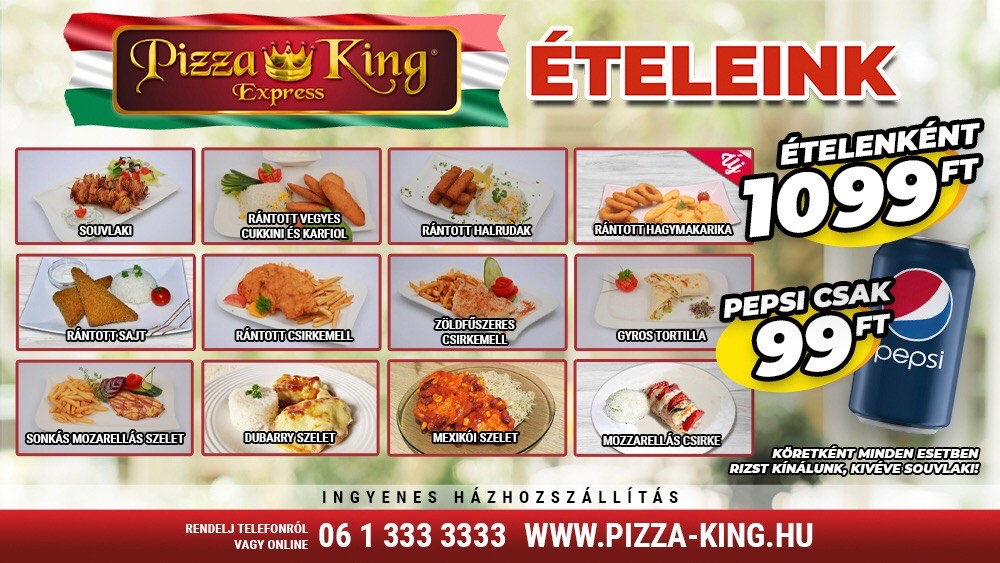 Pizza King Pécs